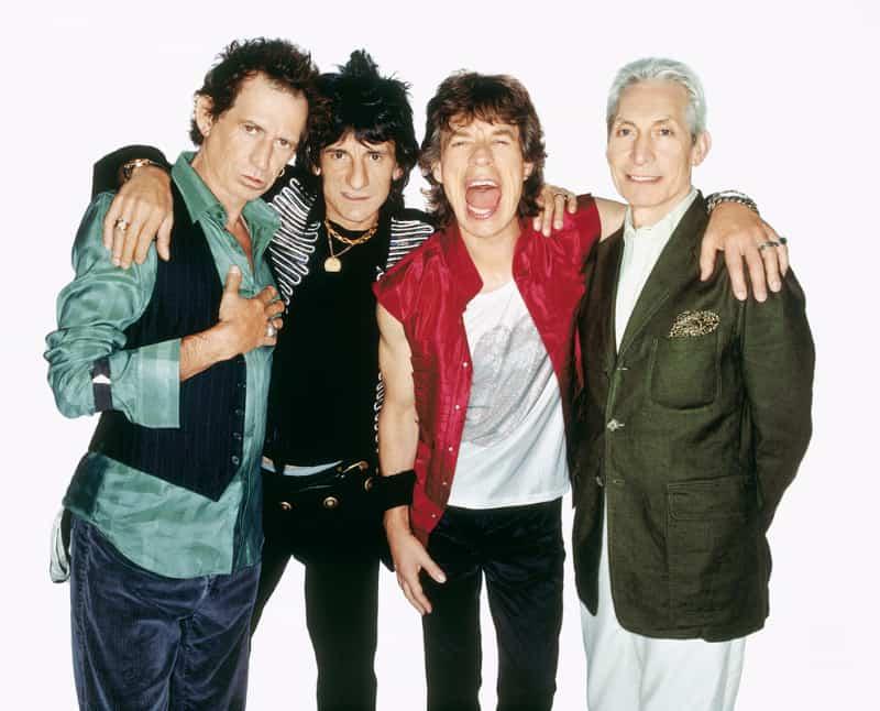 Hør historien om Rolling Stones på STARS