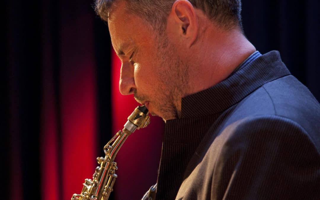 Jazz i Nordfalsters Koncerthus med Thomas Agergaard, Artur Tuznik, Lennart Ginman og Thomas Blachman