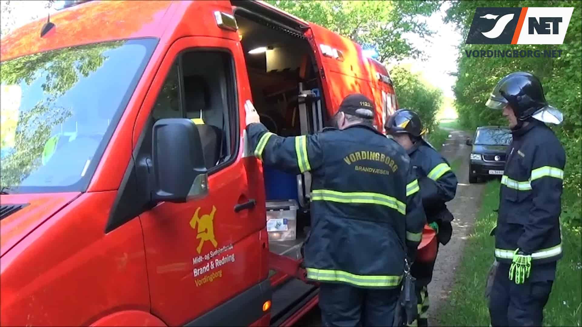Brand- og beredskabsøvelse 12. maj 2018 – [Video]