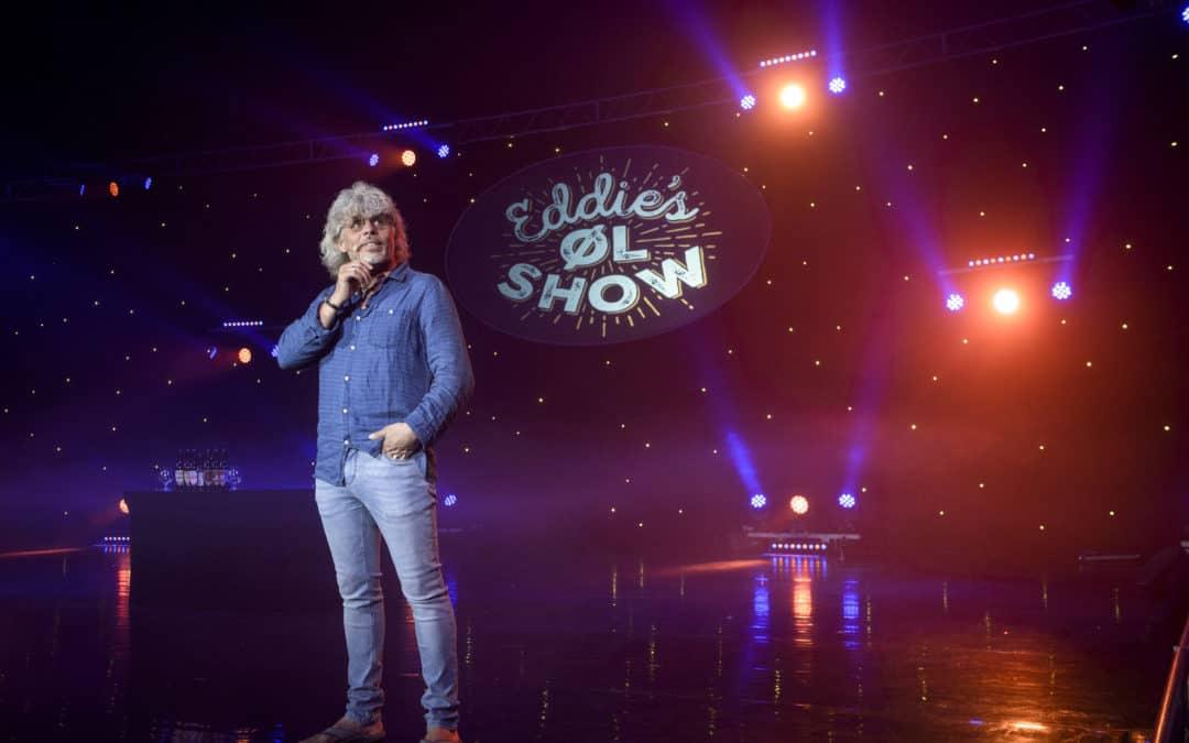 Eddie's Ølshow på STARS i Vordingborg