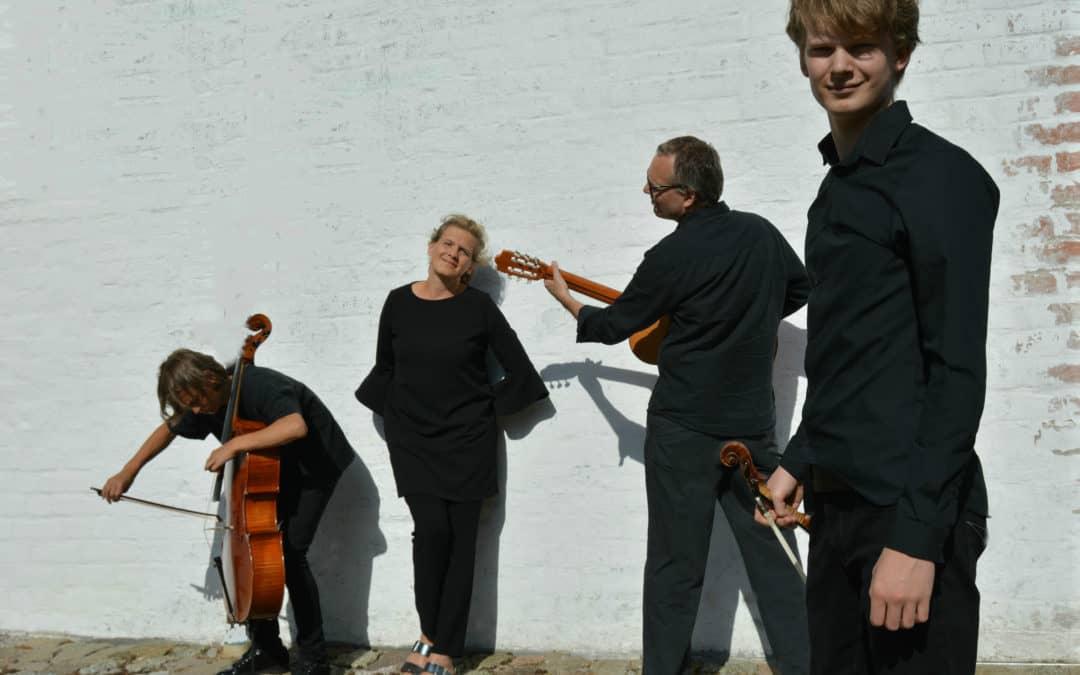 Nordfalsters Koncerthus byder på koncertforedrag om guldalderen