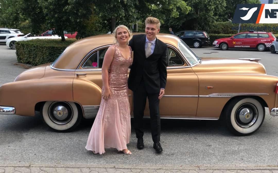 Glade unge mennesker, flotte kjoler og smarte biler – Galla på ZBC Vordingborg [Video]
