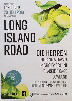 Igen Musikfestival i Langebæk – Long Island Road Festival med bl.a. Die Herren