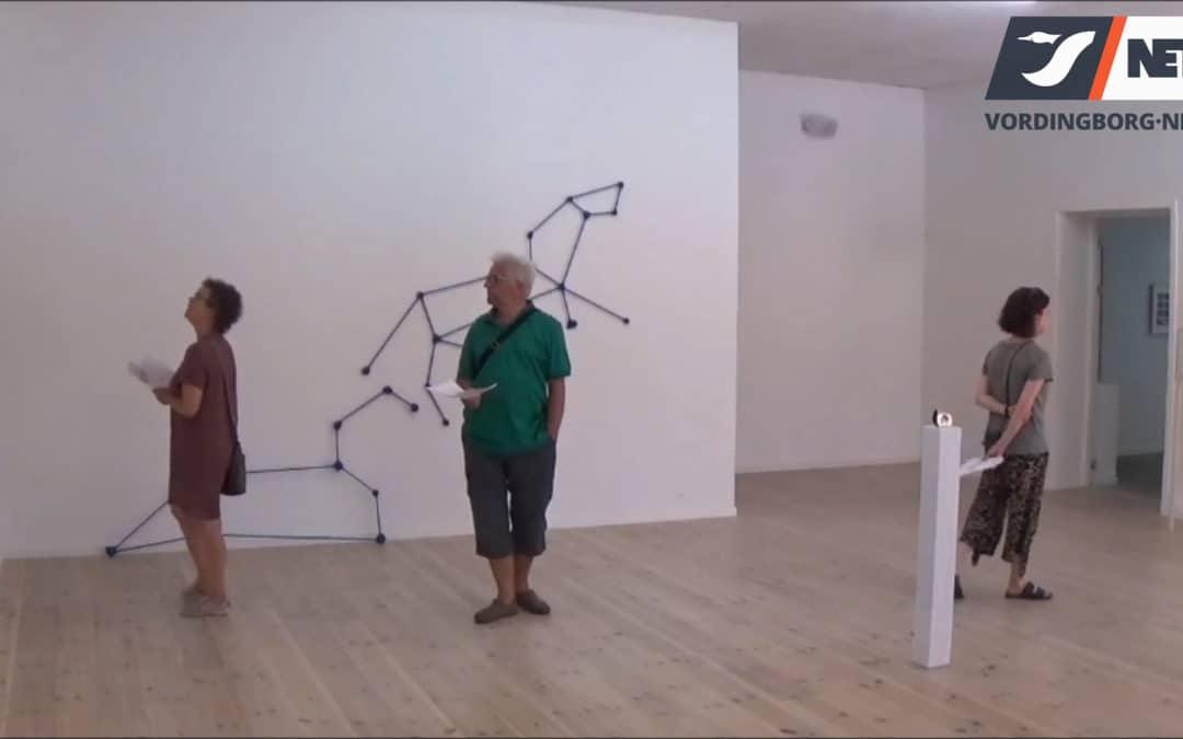 Et besøg hos Kunsthal 44 Møn