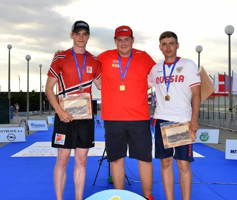 Simon Olsen fra Vordingborg Bueskyttelaug vinder endnu en Guldmedalje – nu ved EM