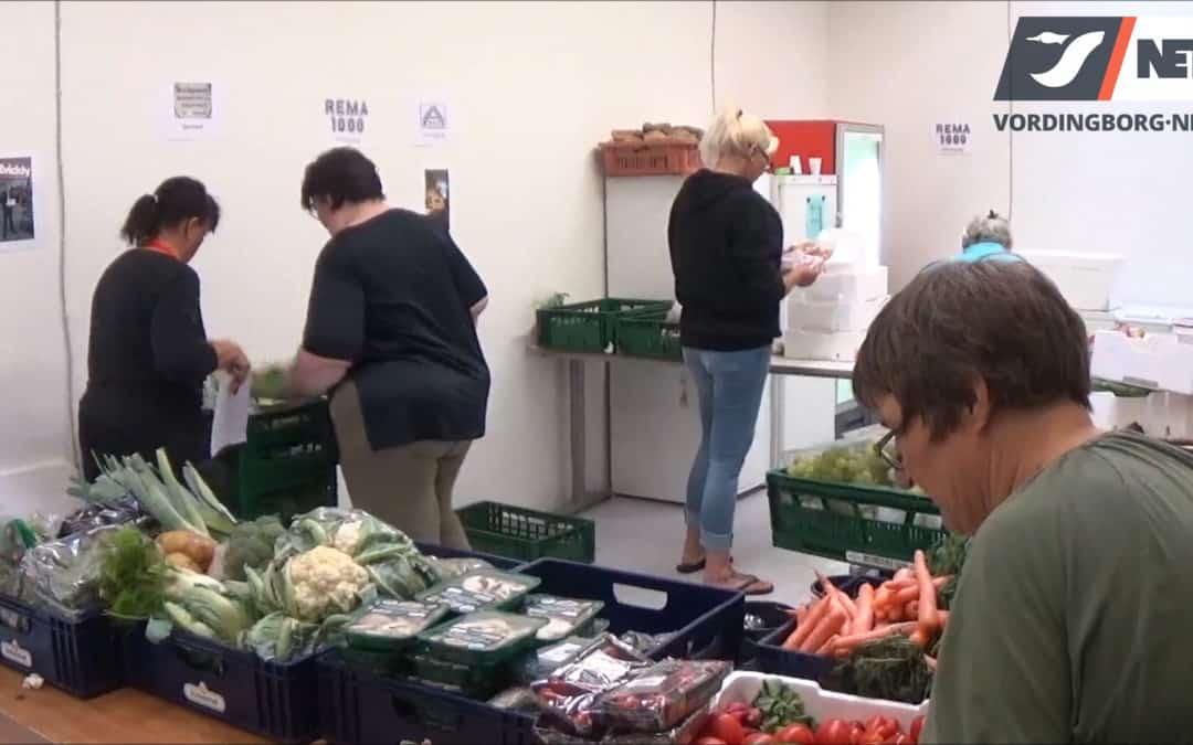 På besøg hos Stop Spild Lokalt, Vordingborg [Video]