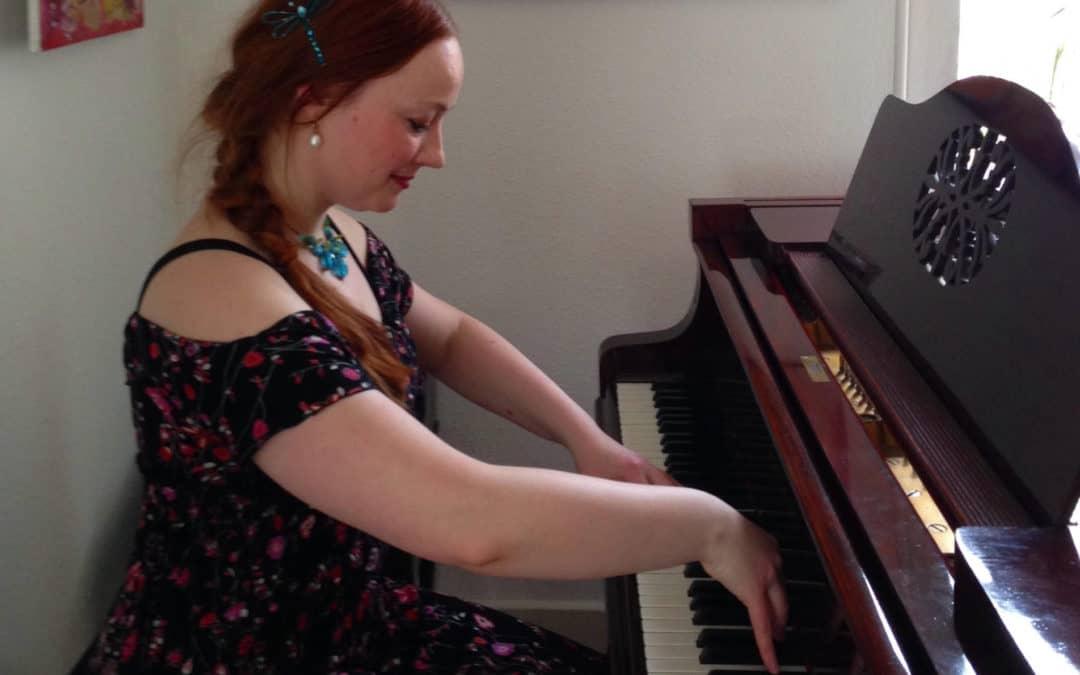 Klaverdrømme – Grieg og lyrik i Nordfalsters Koncerthus