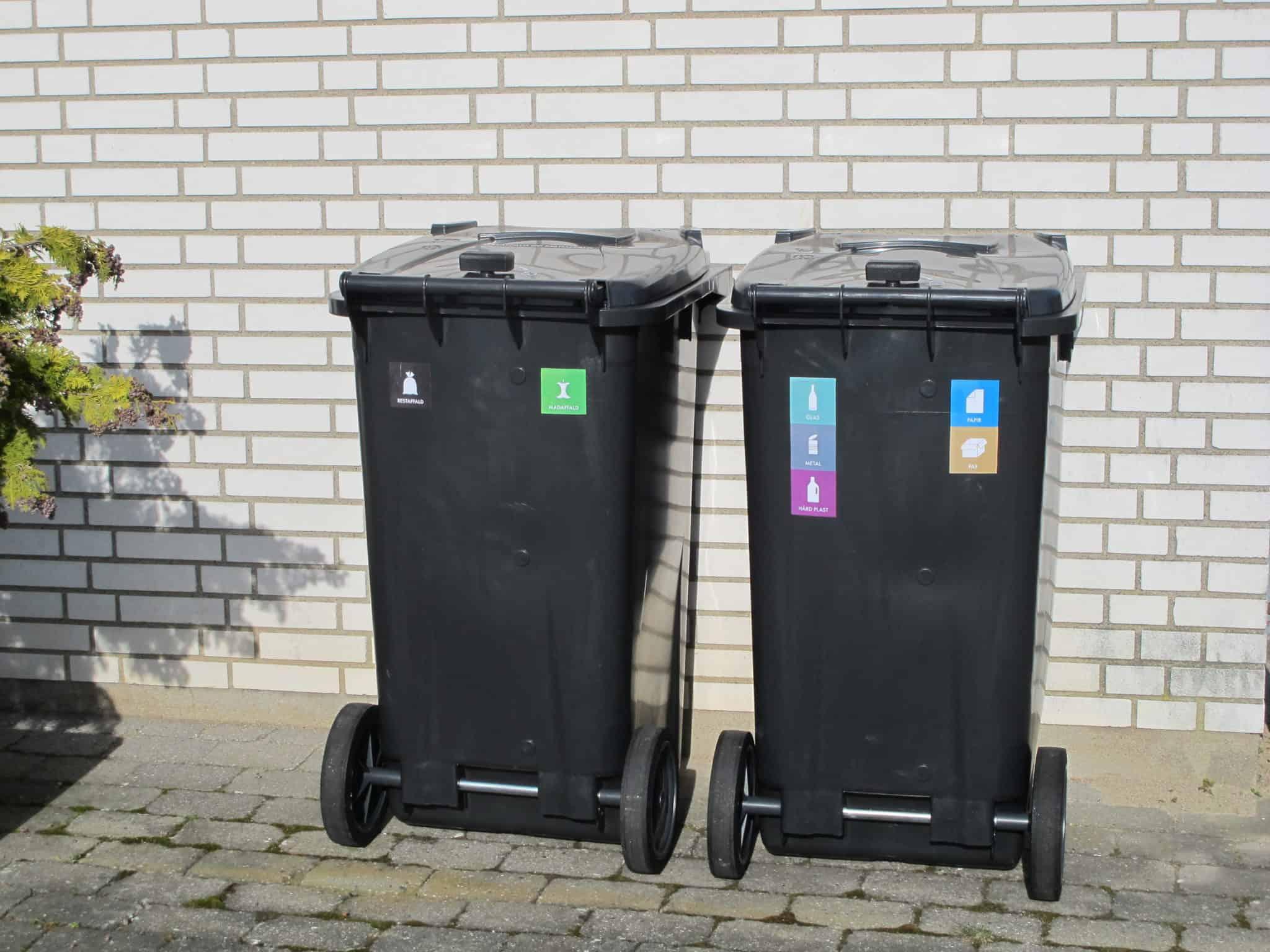 Sorteret affald bliver ikke blandet igen, lover skraldefirma