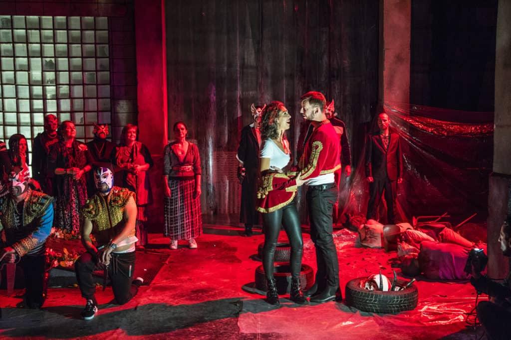 Foto: Anders Bach, Den Jyske Opera