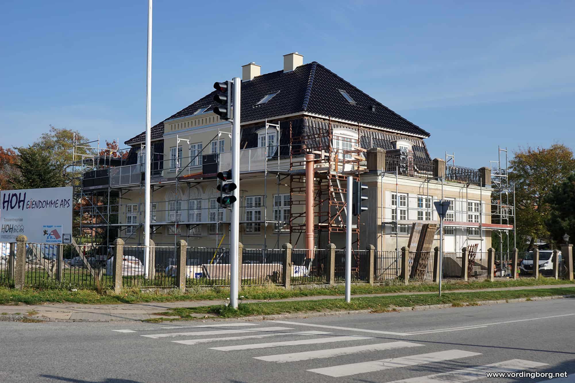 Markant ejendom i Vordingborg bliver til 6 luksuslejligheder
