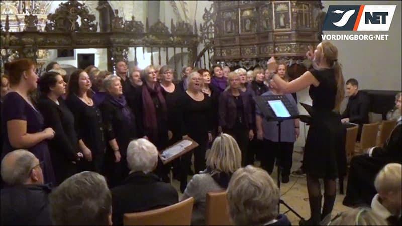 Gospel gudstjeneste i Vor Frue Kirke Vordingborg [Video]