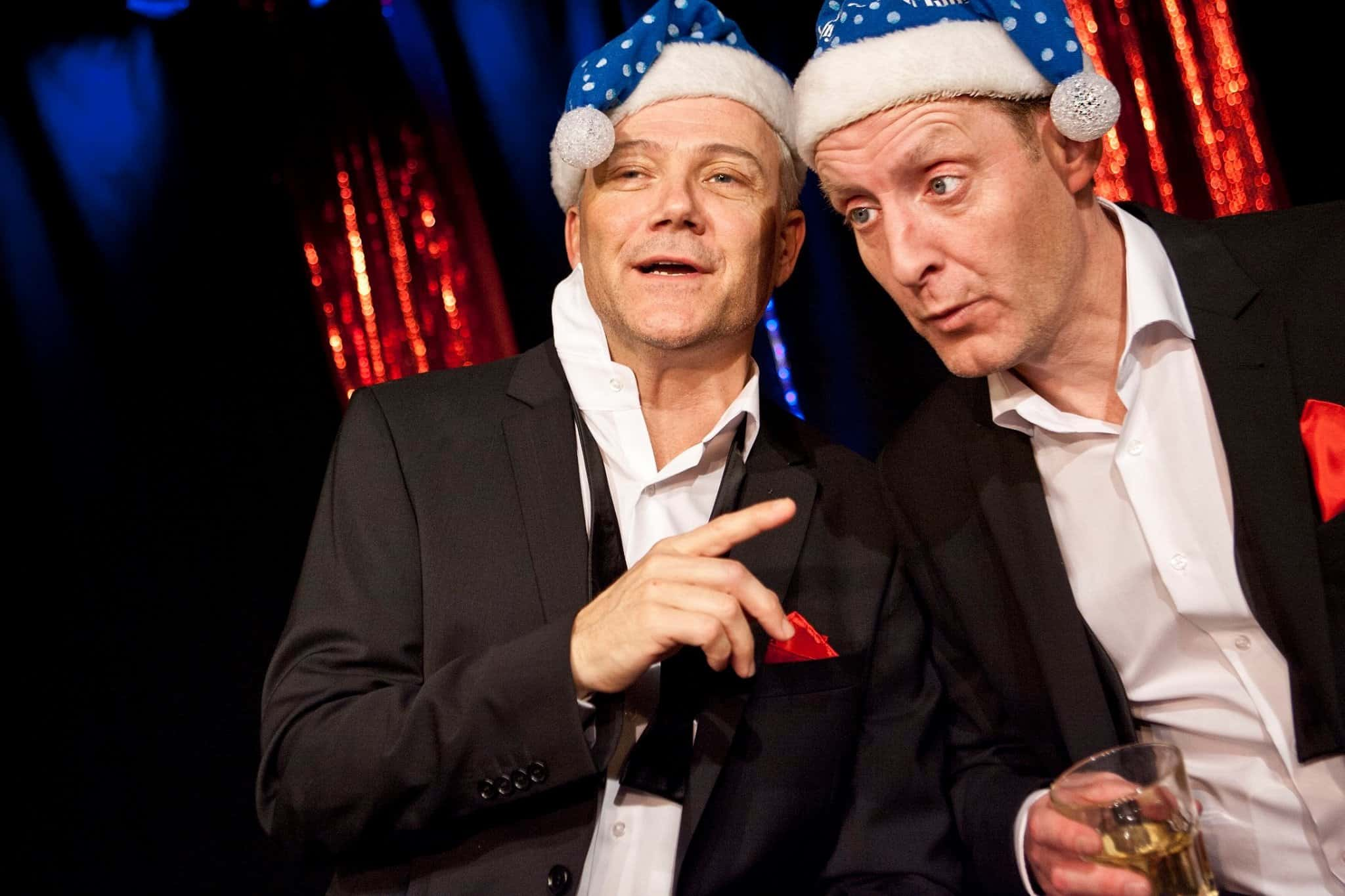Crazy julekomik fra Cafe Liva på Vordingborg Teater d. 19. november 2018