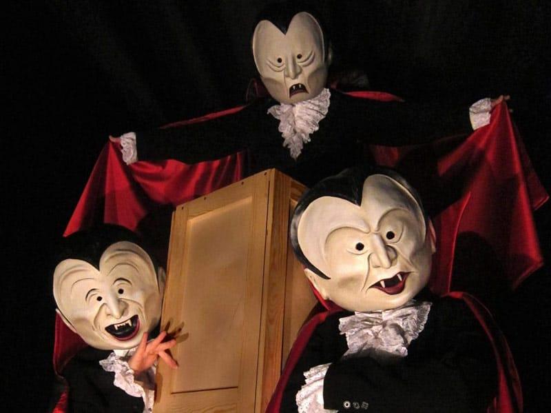 Dracula – et underholdende familiegys!