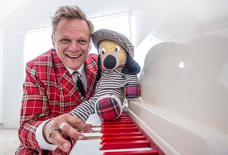Syng julen ind med Sigurd og Bjørnen Bjørn i Vordingborg Teatersal d. 8. december 2018