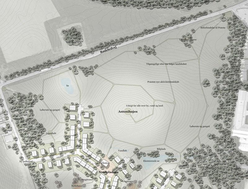 Attraktive byggegrunde udbydes nu i Præstø