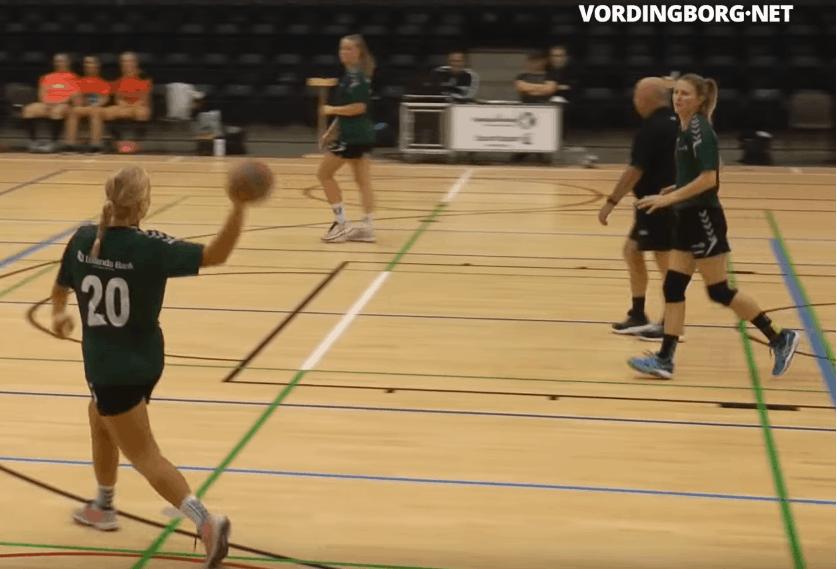 Masser af håndbold i VU-hallen i Vordingborg søndag d. 11. november 2018