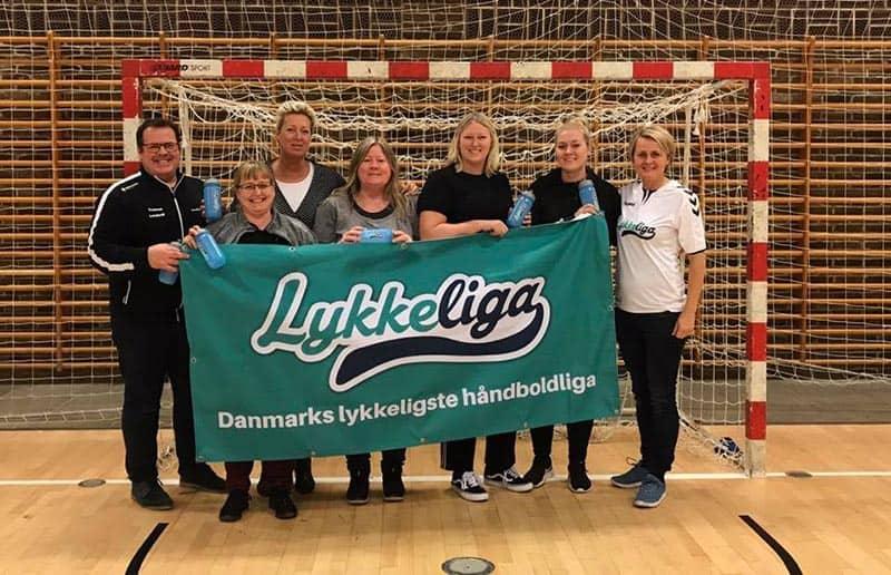 Sydsjællands Håndboldklub starter et LykkeLigahold