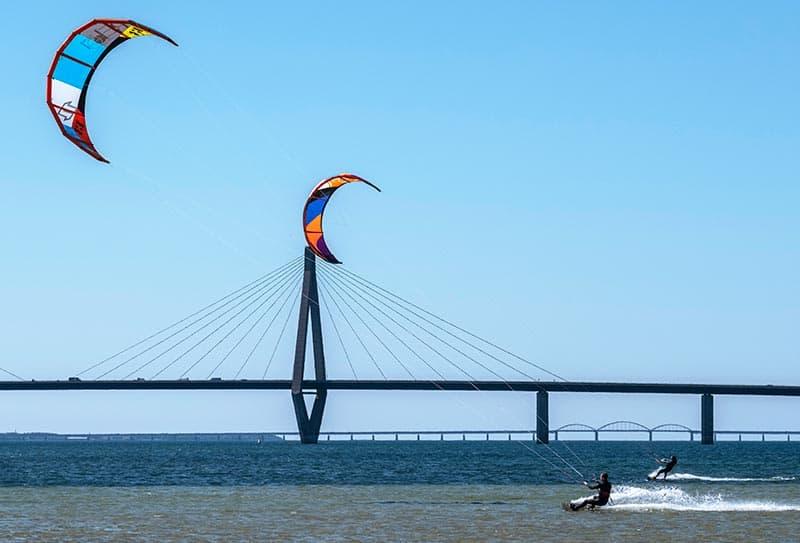 Vordingborg Kommune nummer et indenfor vandsport