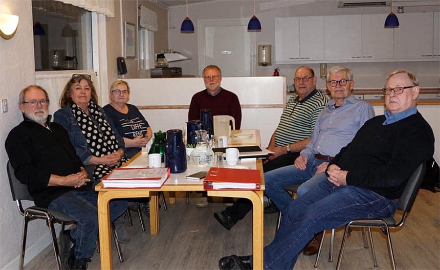 Røde Kors Vordingborg:  Generalforsamling og ny bestyrelse
