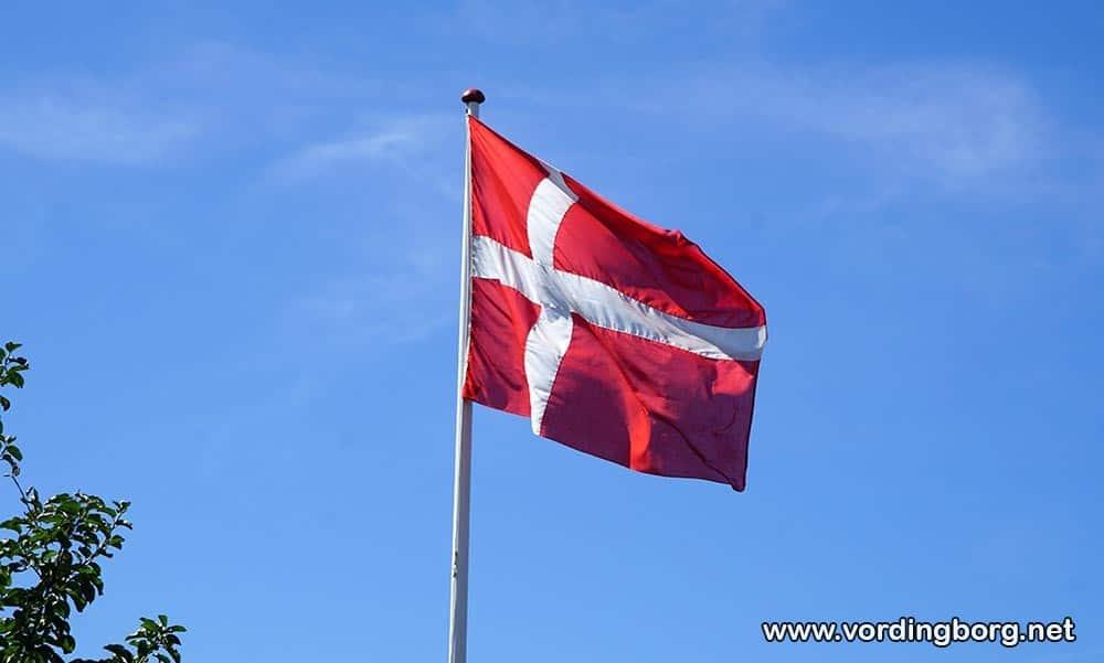 Kronprinsparret kommer til Vordingborg d. 15. juni 2019 for at fejre Dannebrog