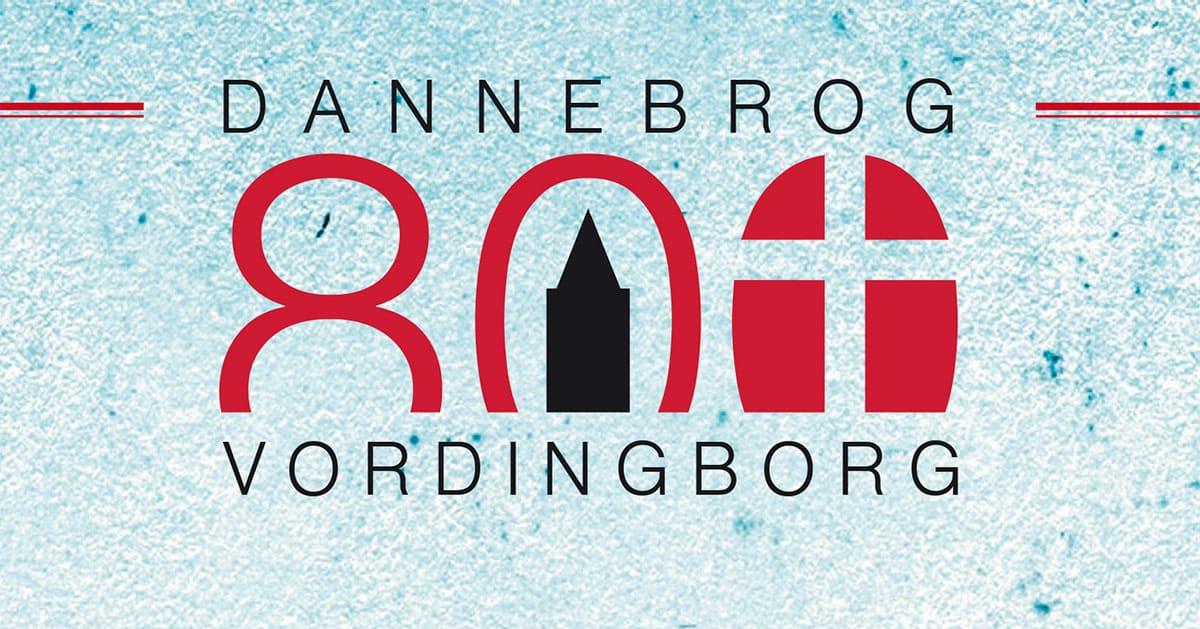 Programmet til Dannebrog 800 år i Vordingborg er klar