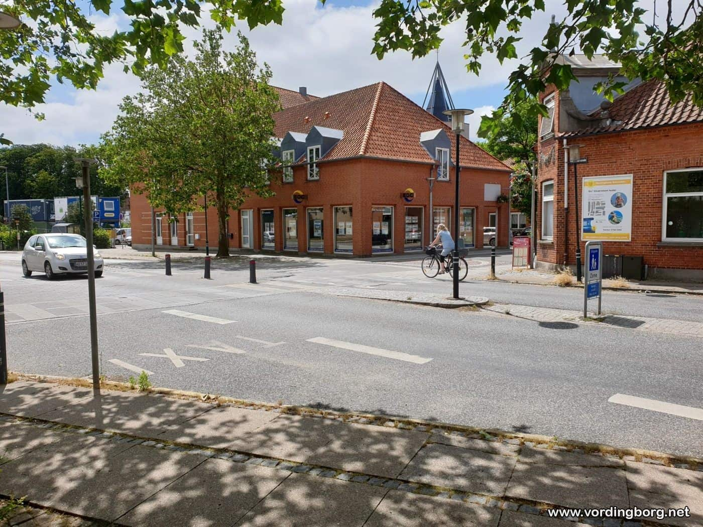 Valdemarsgade i Vordingborg lukkes