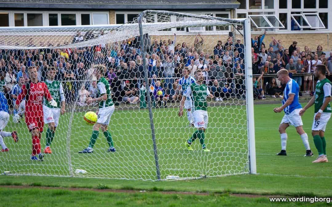 Næstved vandt 3-1 over Vordingborg i Sydbank pokalturneringen torsdag aften