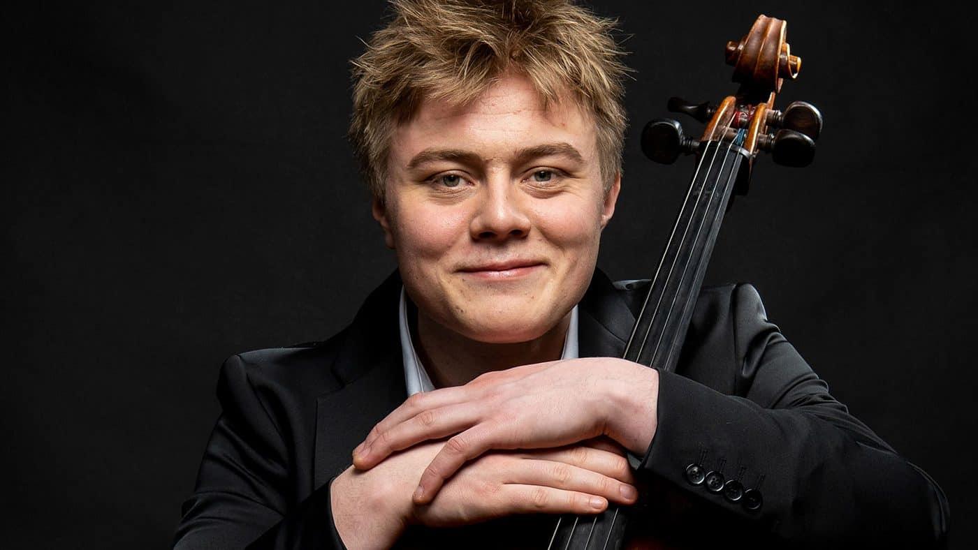 Fransk musik på cello og klaver i Nordfalsters Koncerthus