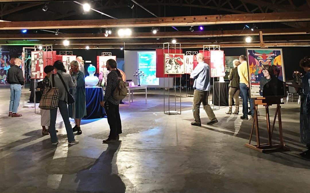 Succesfuld Elsa Gress udstilling forlænges til 24. august 2019