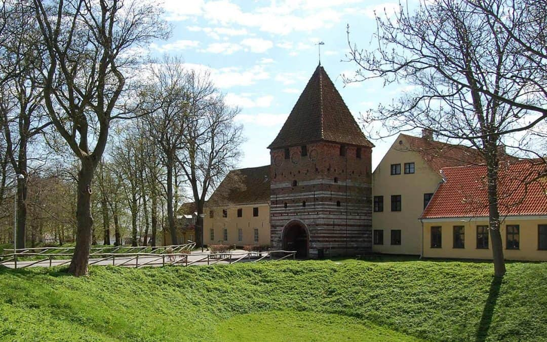 Mølleporten i Stege bevilges 10 mio kroner til restaurering