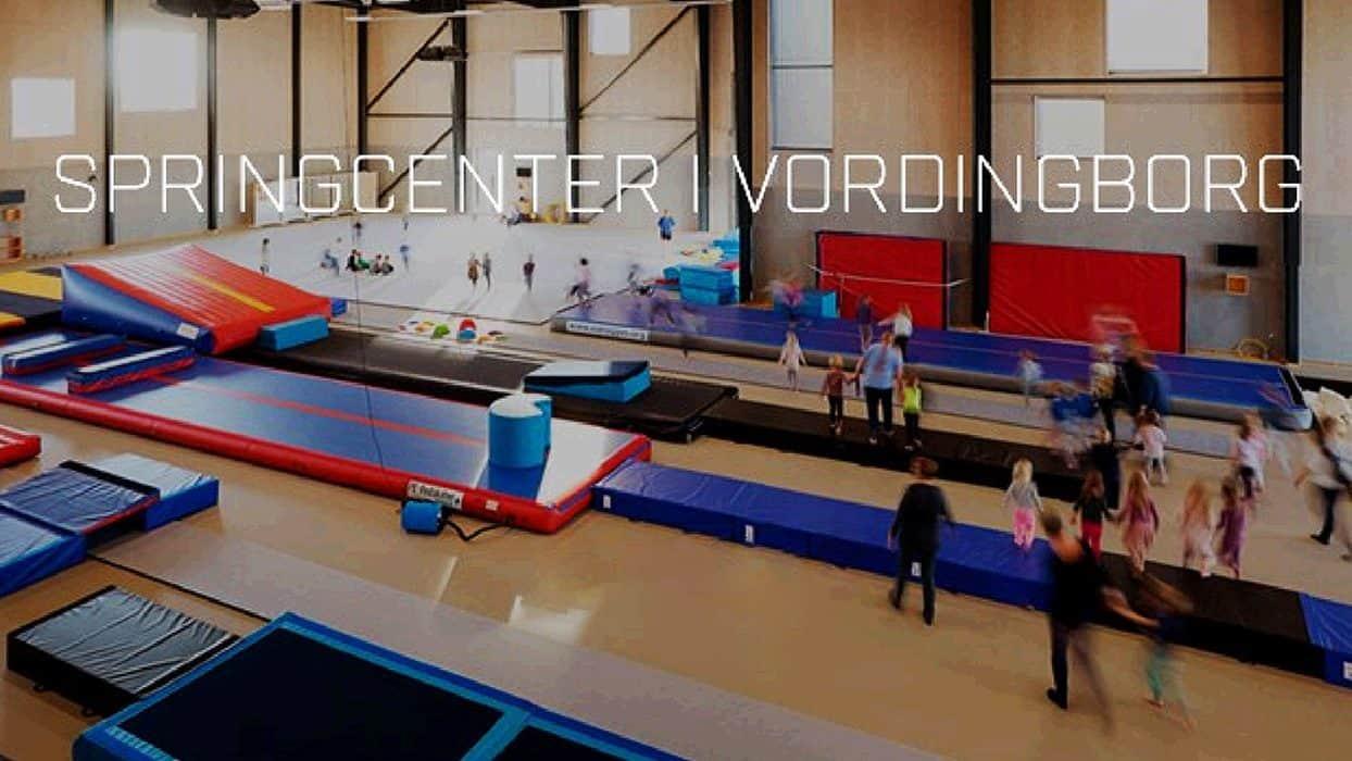 Samarbejde vil skabe et nyt  springcenter, der kan blive et inspirations -og udviklingscenter for hele  Sydsjælland