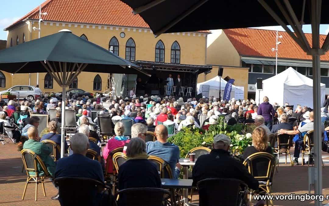 Opera på Slotstorvet lørdag d. 3. august 2019