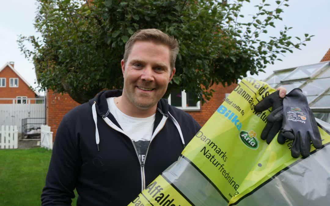 Kampen mod affaldet samler lokale kræfter i Vordingborg