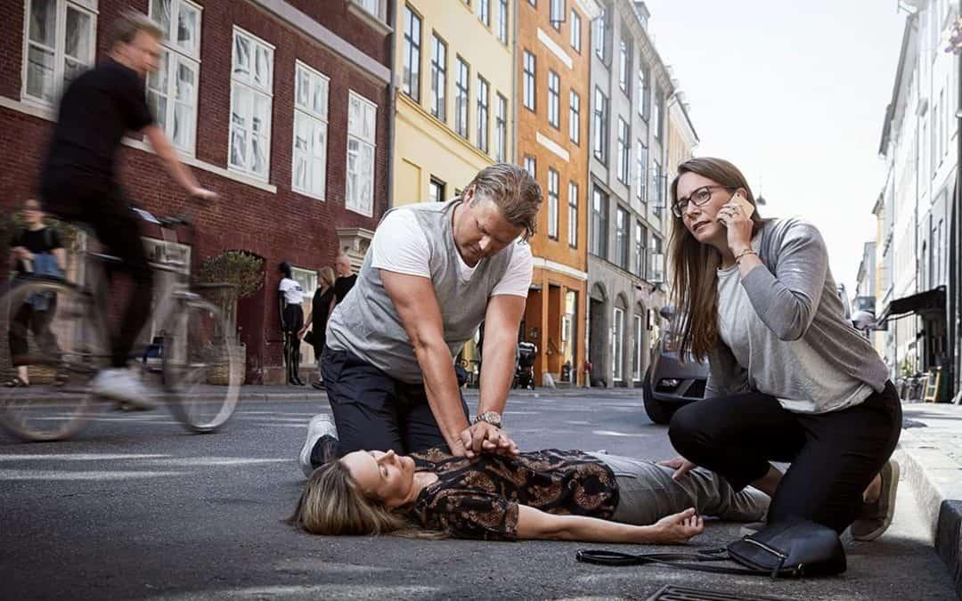 Hjerteforeningen i Vordingborg markerer i efterårsferien den internationale hjertestarterdag