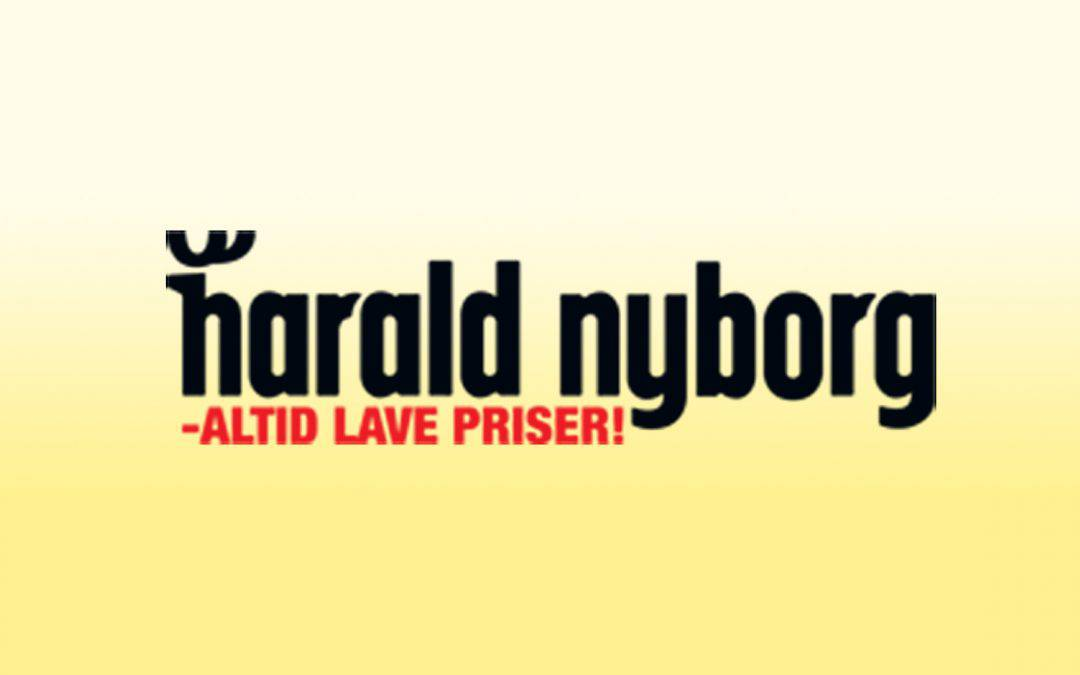 Harald Nyborg åbner butik i Vordingborg