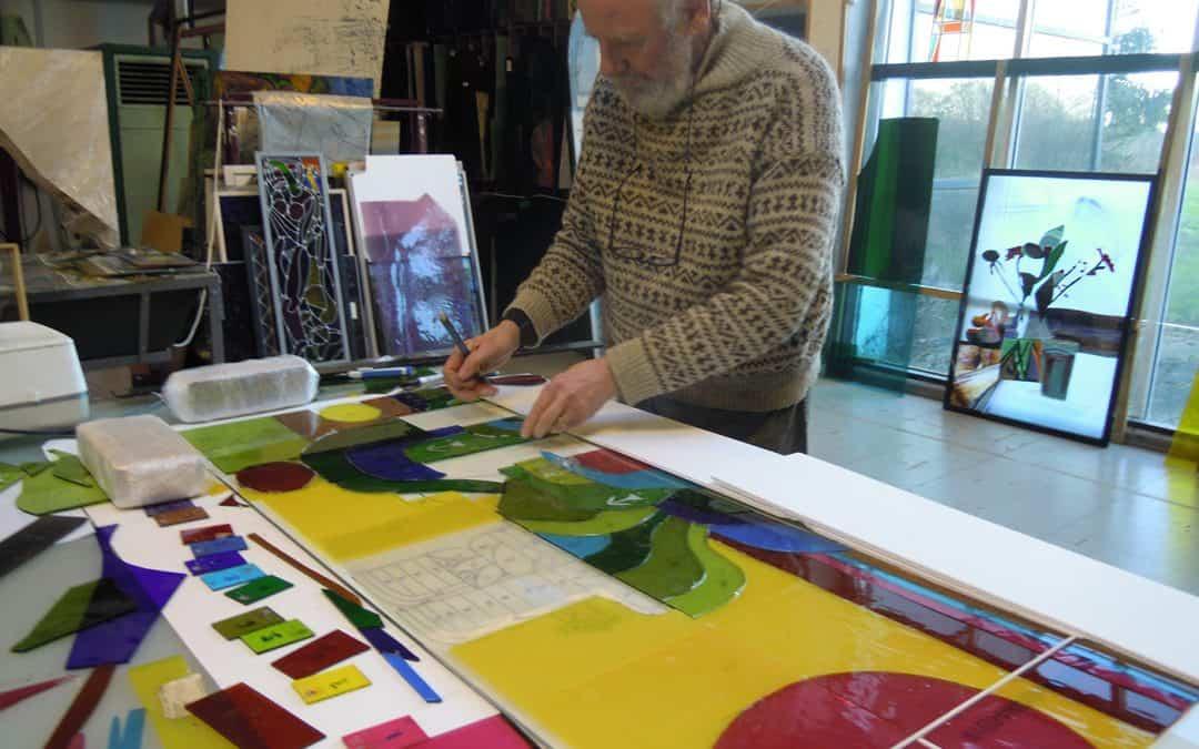 Glaskunst i verdensklasse en halv times kørsel fra Vordingborg