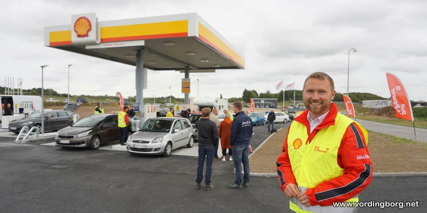 Shell åbnede hanerne med et rigtigt kø-tilbud