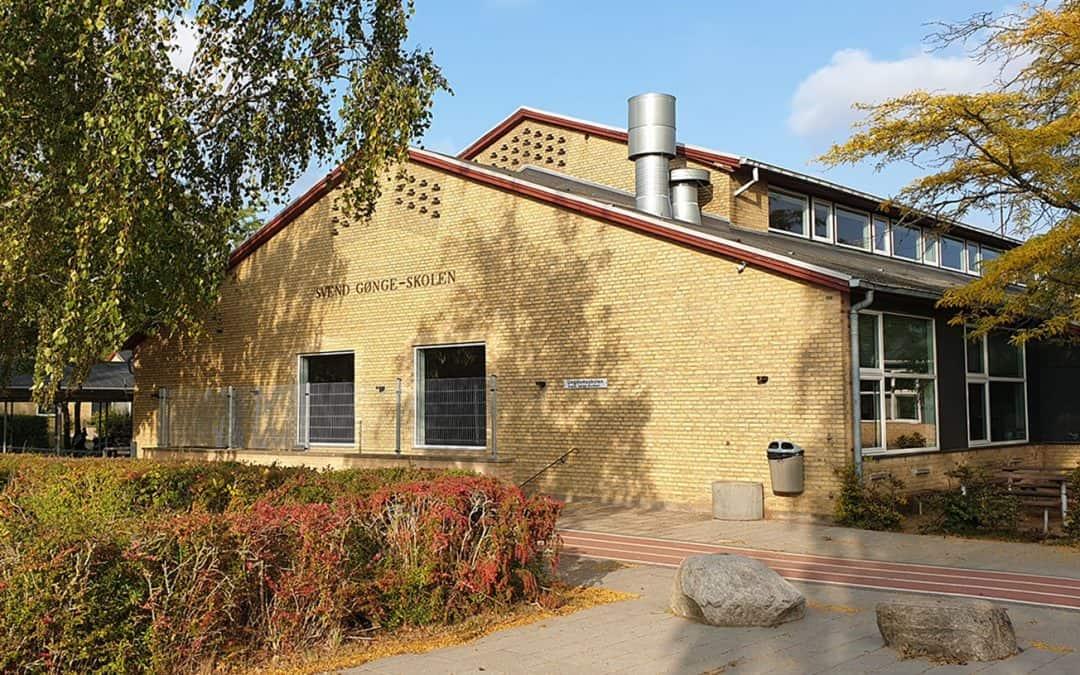 Karaktererne fortsætter opad på Svend Gønge-Skolen i Lundby
