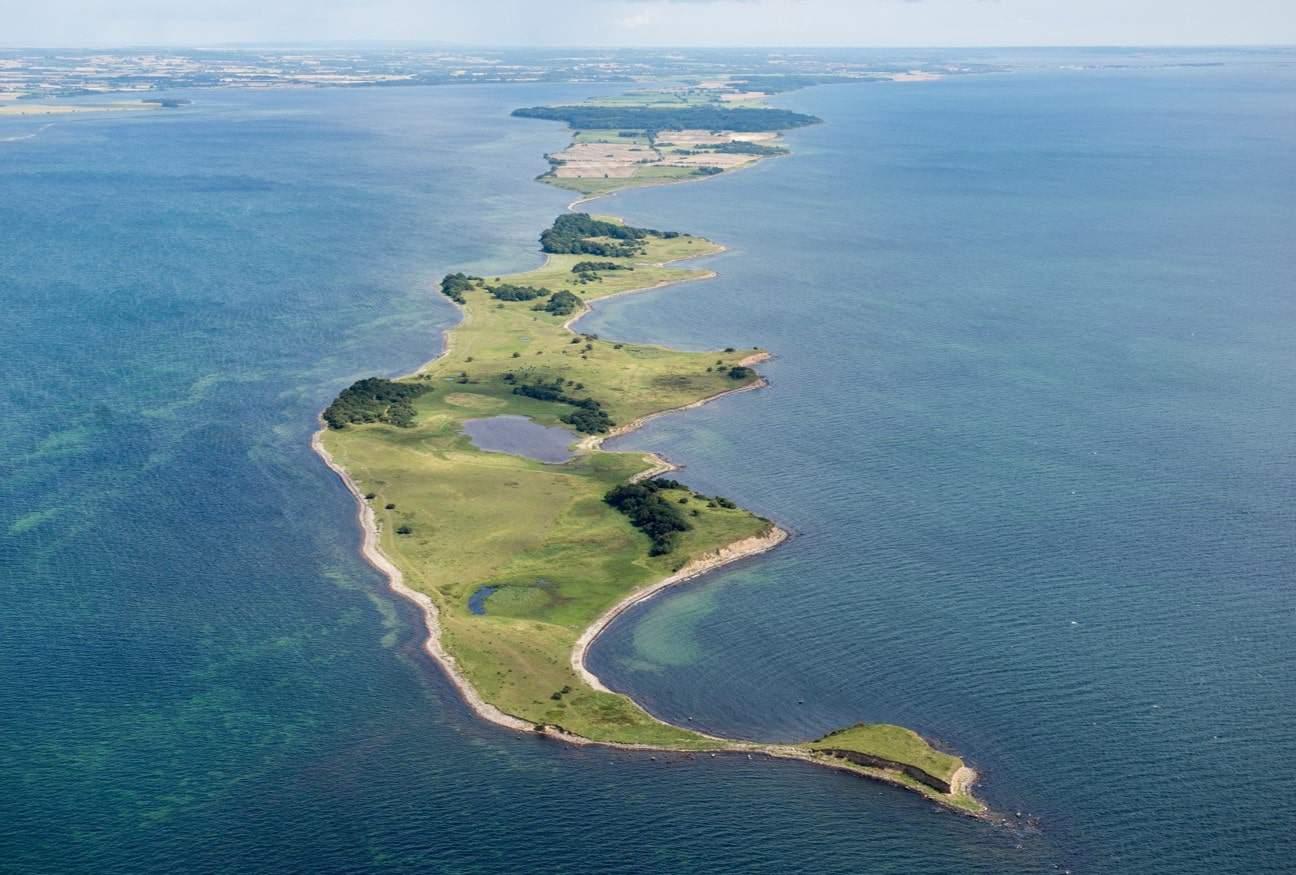 Naturprojekt til 38 mio kr. sættes i gang på Knudshoved Odde