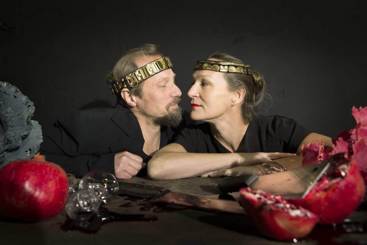 Magt. Begær. Begejstring. Humor. Skyld – Teaterforeningen Bøgestrømmen præsenterer: Macbeth