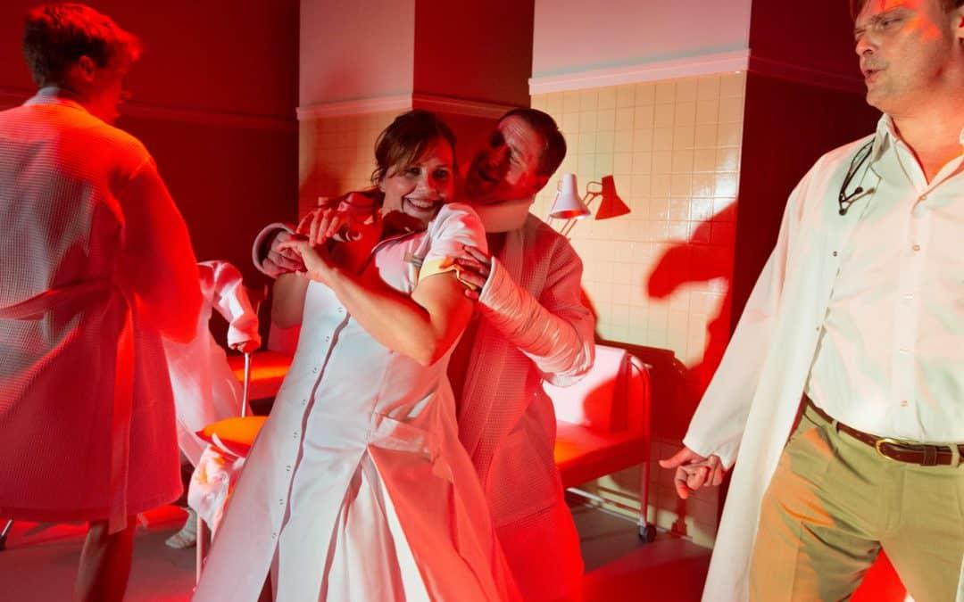 """Så længe mit hjerte slår – en """"Giro 413-musical"""" fra Folketeatret på Vordingborg Teater d. 7. november 2019"""