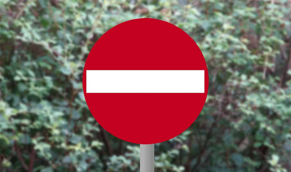 Midlertidig lukning af Fuglebakken ved Primulavej i Vordingborg
