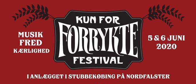 """The Zombies som hovednavn på """"Kun For Forrykte Festival 2020"""" i Stubbekøbing"""