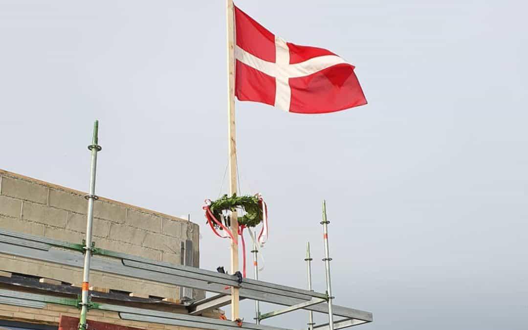 Rejsegilde for ny Rema 1000 i Køng