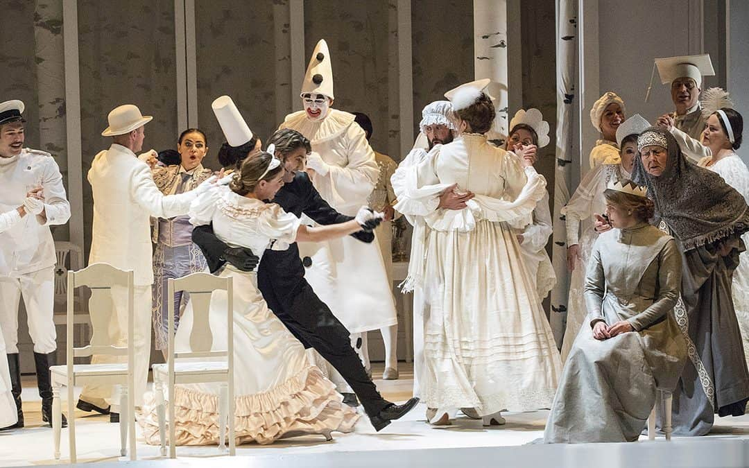 "Den Jyske Opera i DGI Huset Vordingborg d. 23. november 2019 – ""Eugen Onegin"""