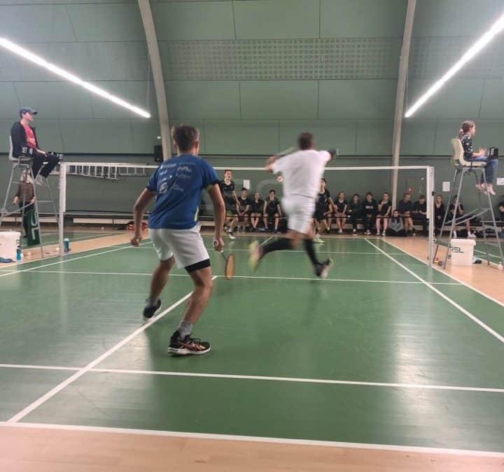 Kampreferat fra Vordingborg Badminton Klub 16. november 2019