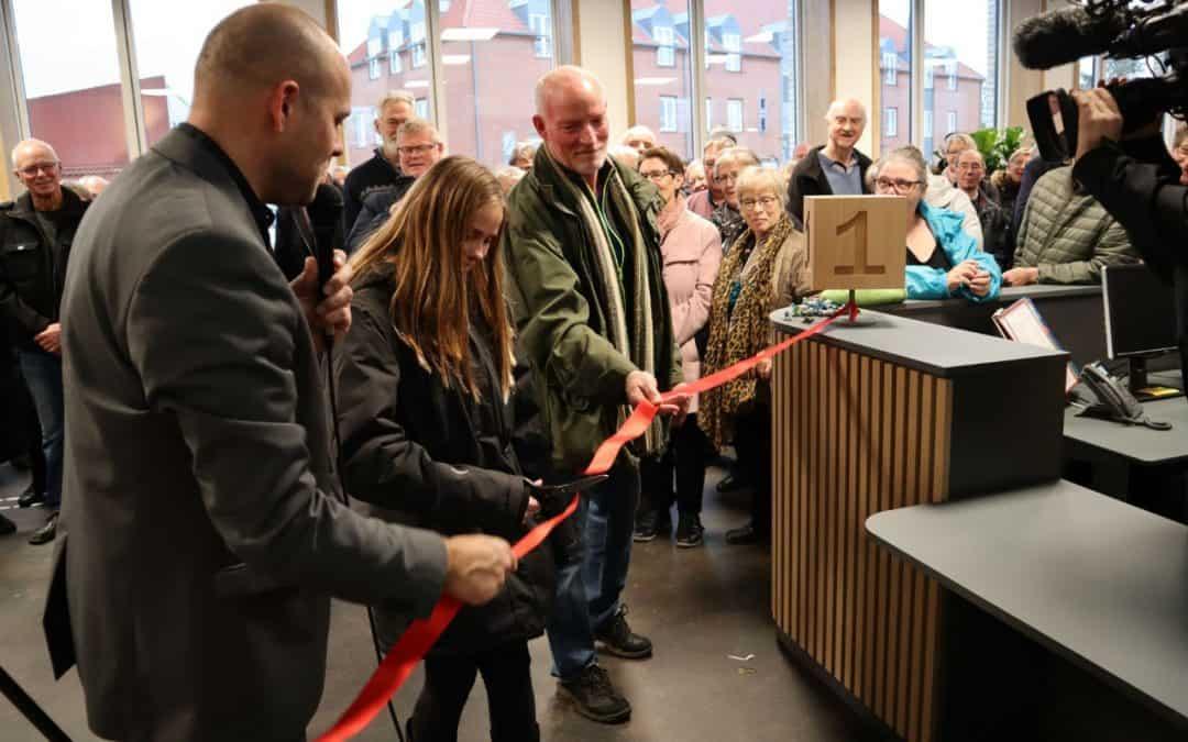 Nyt borgercenter åbnede i Vordingborg