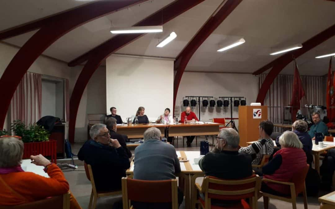 Debat om kommunal udligning