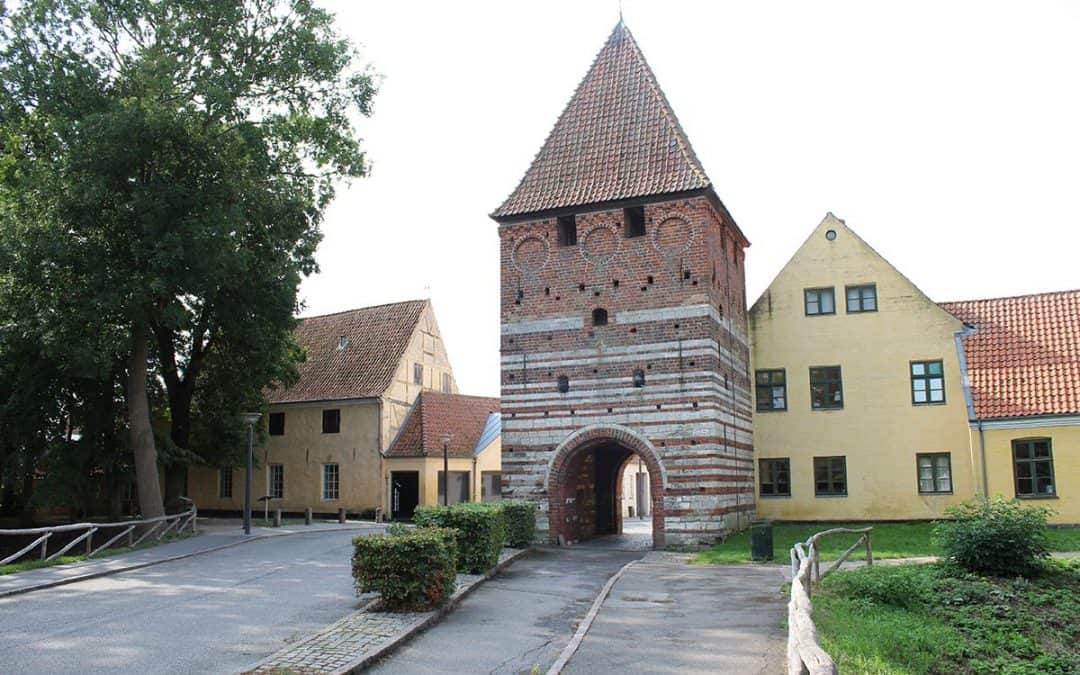 Restaureringsprojekt giver for første gang i flere hundrede år adgang til Mølleporten i Stege