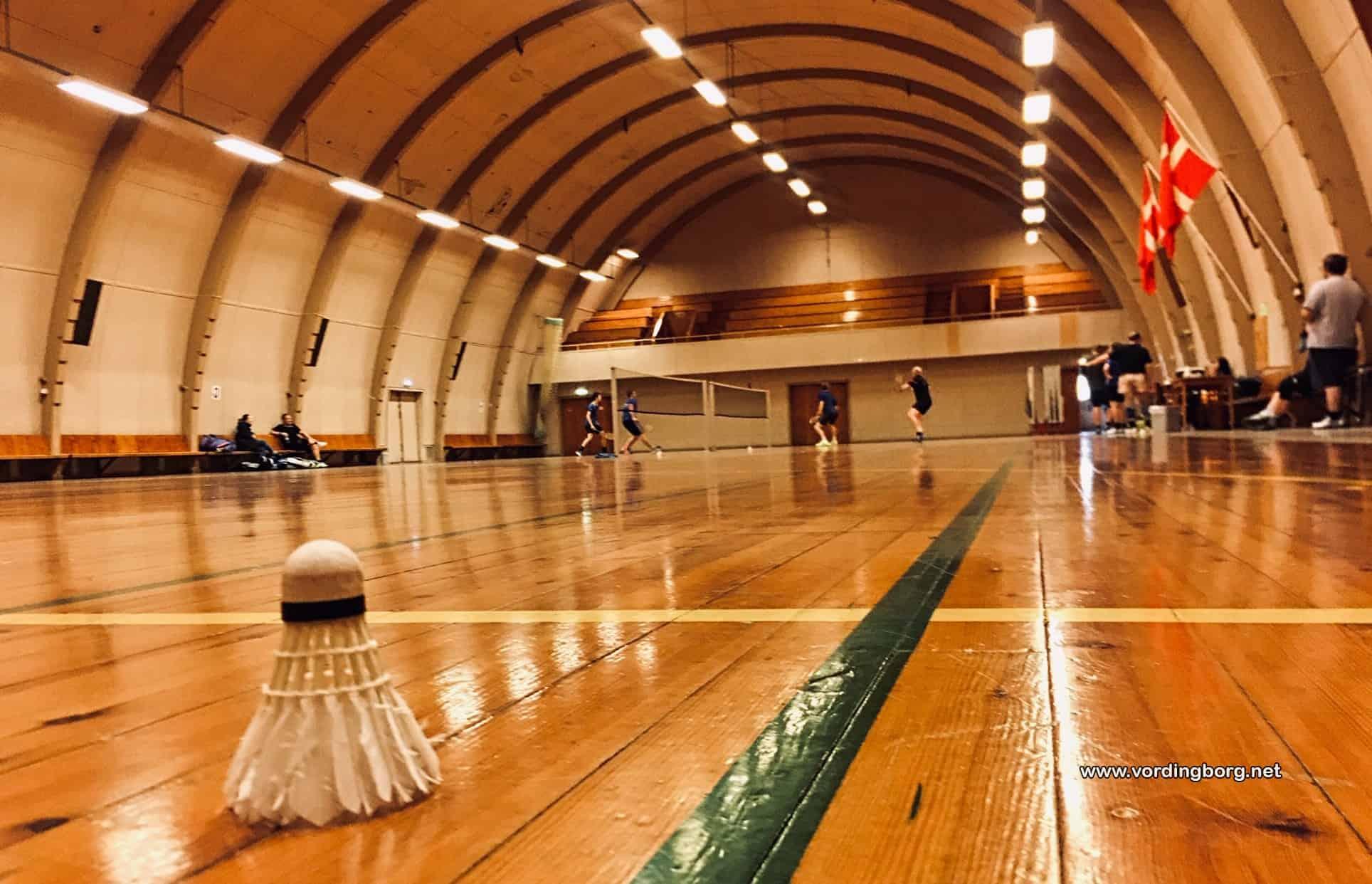 TRANSFORMATION – fra Kolding (Badminton Klub) over diverse klubber til Vordingborg (Badminton Klub)